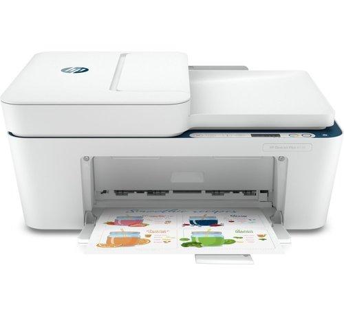 Hewlett Packard HP DeskJet Plus 4130 AIO / WiFi / Auto Doc Invoer / Wit