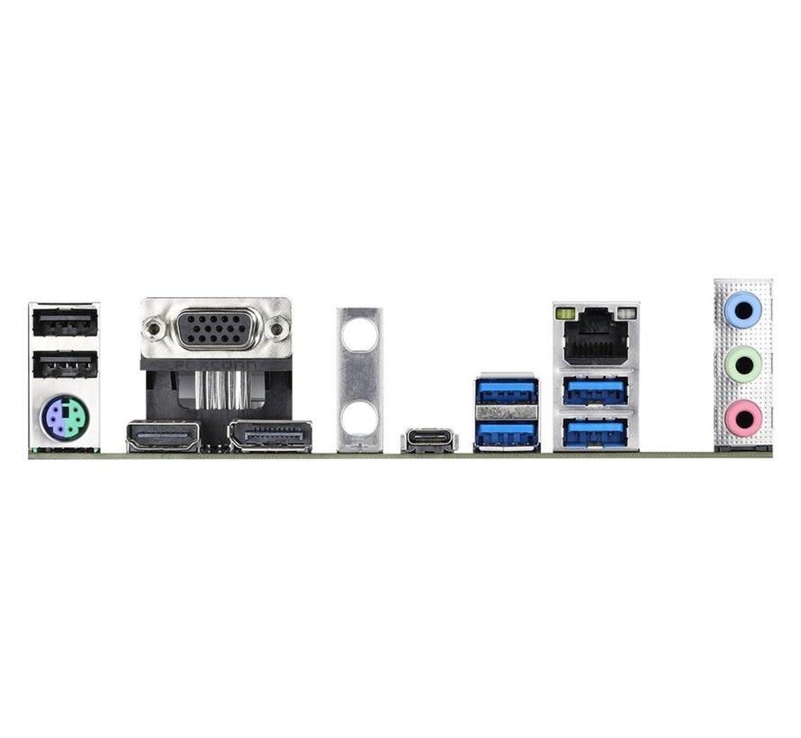 MB  B460M Pro4 LGA 1200 Micro ATX