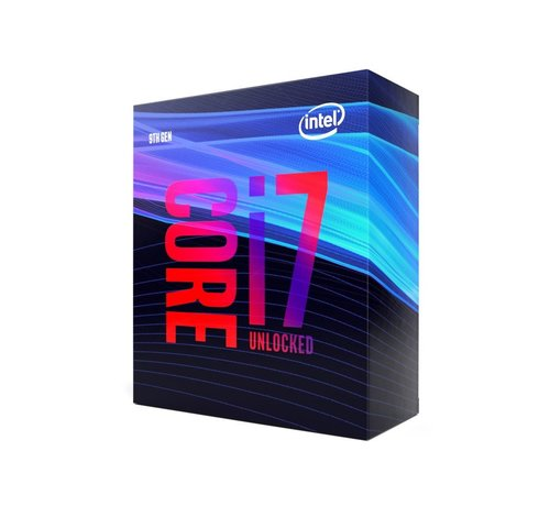 Intel CPU ® Core™ i7-9700K 9th /3.6-4.9Ghz/ 8-Core/ LGA1151v2