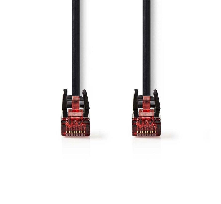 CAT6 UTP-Netwerkkabel/RJ45 2m Zwart