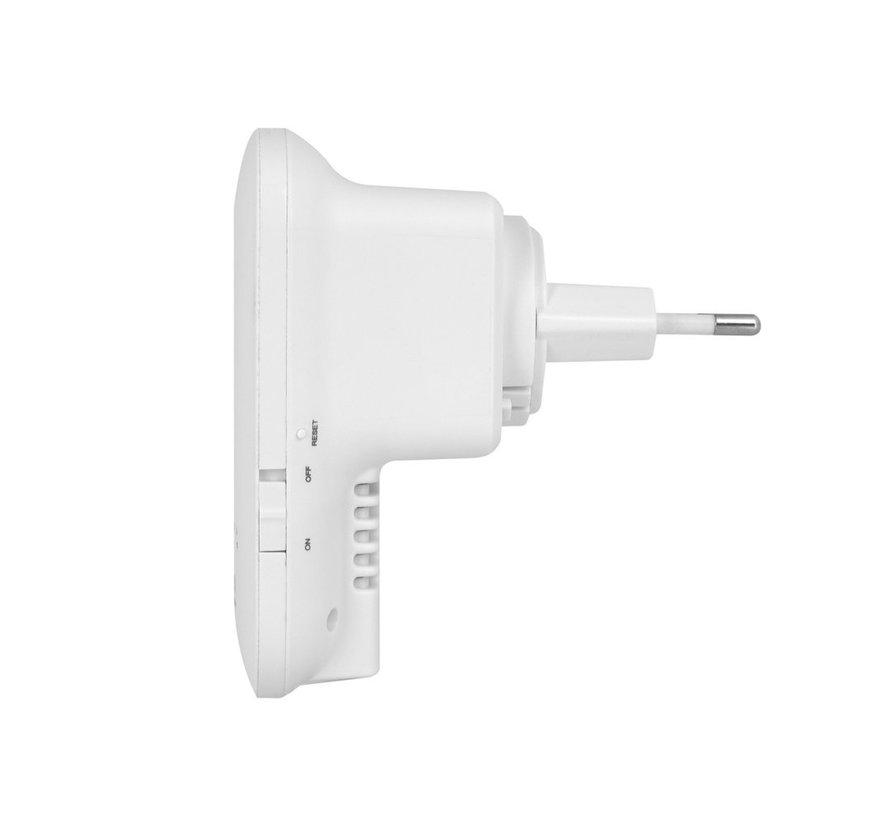 Universele WiFi-repeater met WPS