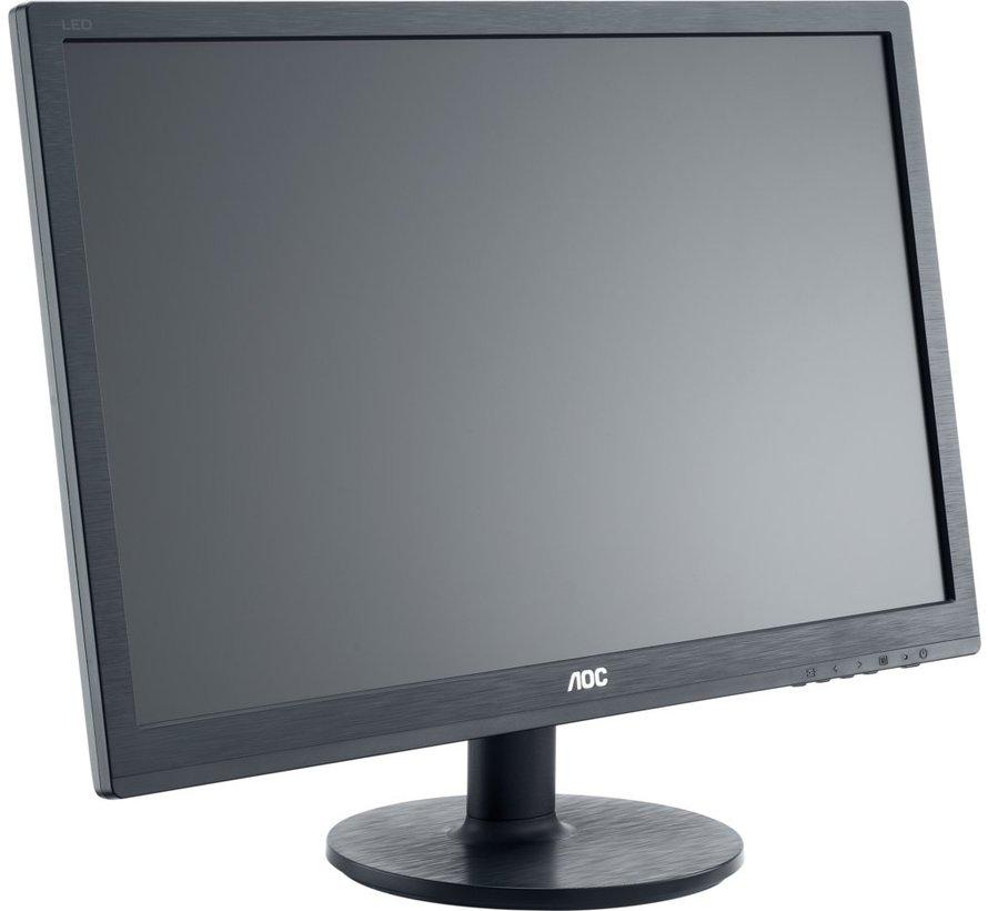 Mon  E2260SWDA / 21.5 / DVI / VGA / BLACK