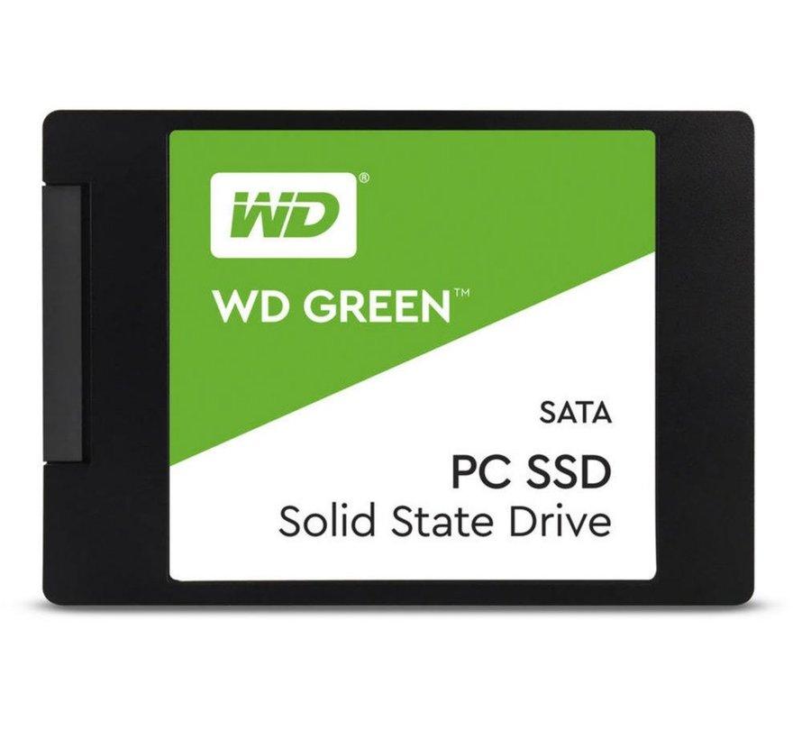 SSD WD Green 240GB 2.5Inch( 540MB/s read 465MB/s) SATA-600