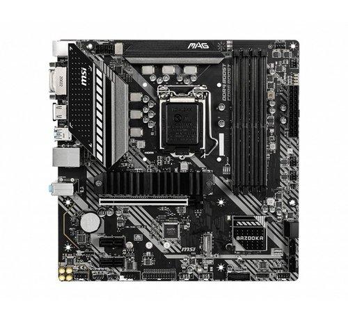 MSI MB  MAG B460M BAZOOKA LGA 1200 micro ATX Intel B460 (refurbished)