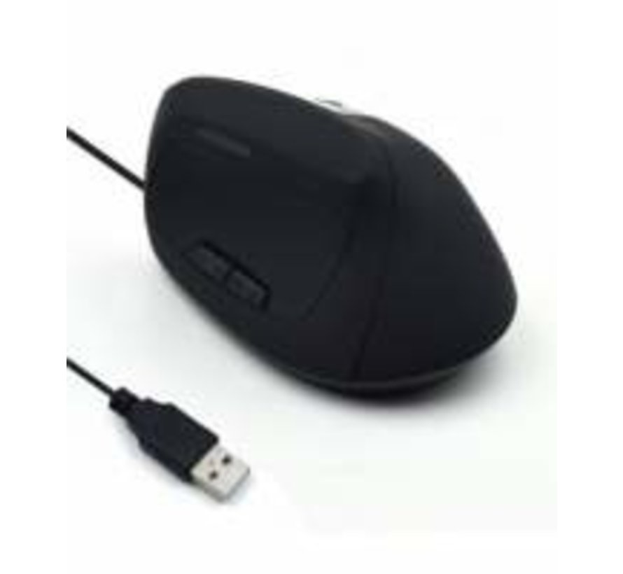 Ergonomic mouse usb