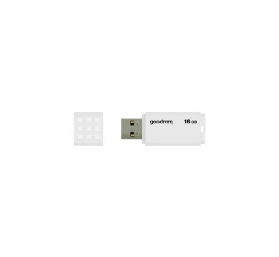 Storage  Flashdrive 16GB USB2.0 White