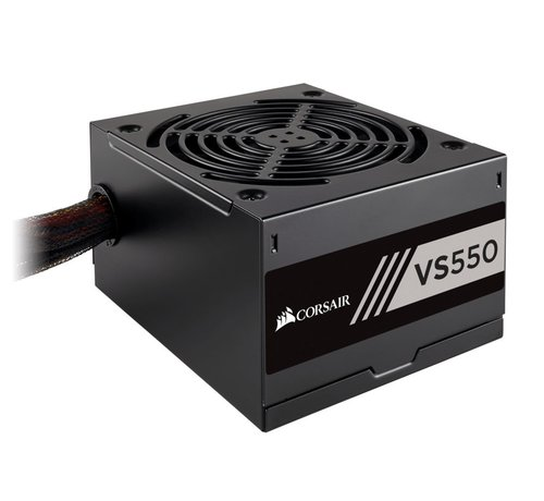 Corsair PSU  VS550 550W 80Plus Bronze ( 2018 )