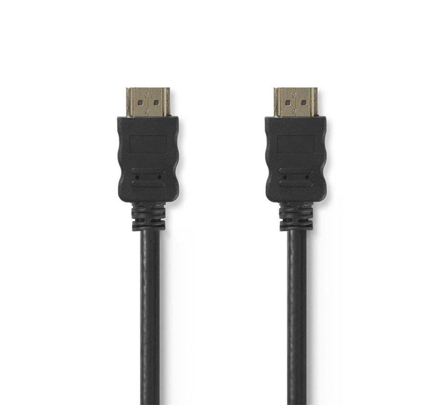 Kabel High Speed HDMI-kabel met ethernet HDMI-connector 3M
