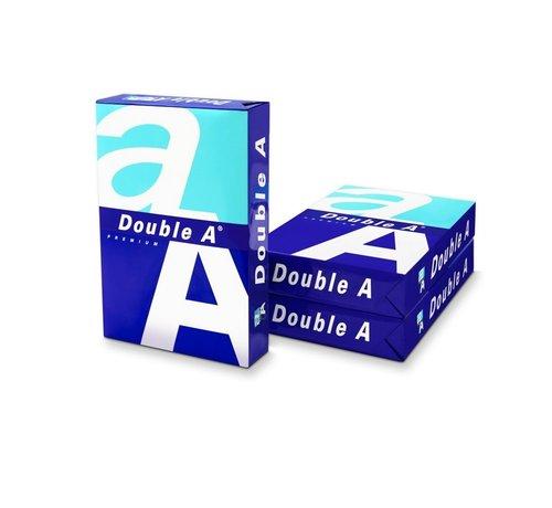 Double A Printpapier A4  80gram (5x500 Pack)