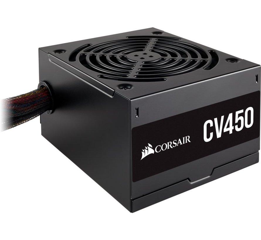 PSU  CV450 450W 80Plus ( 2020 )