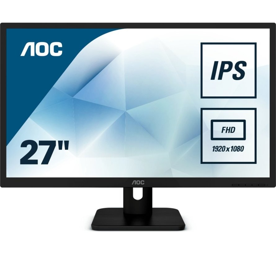 Mon  27E1H / 27inch / F-HD / HDMI / VGA