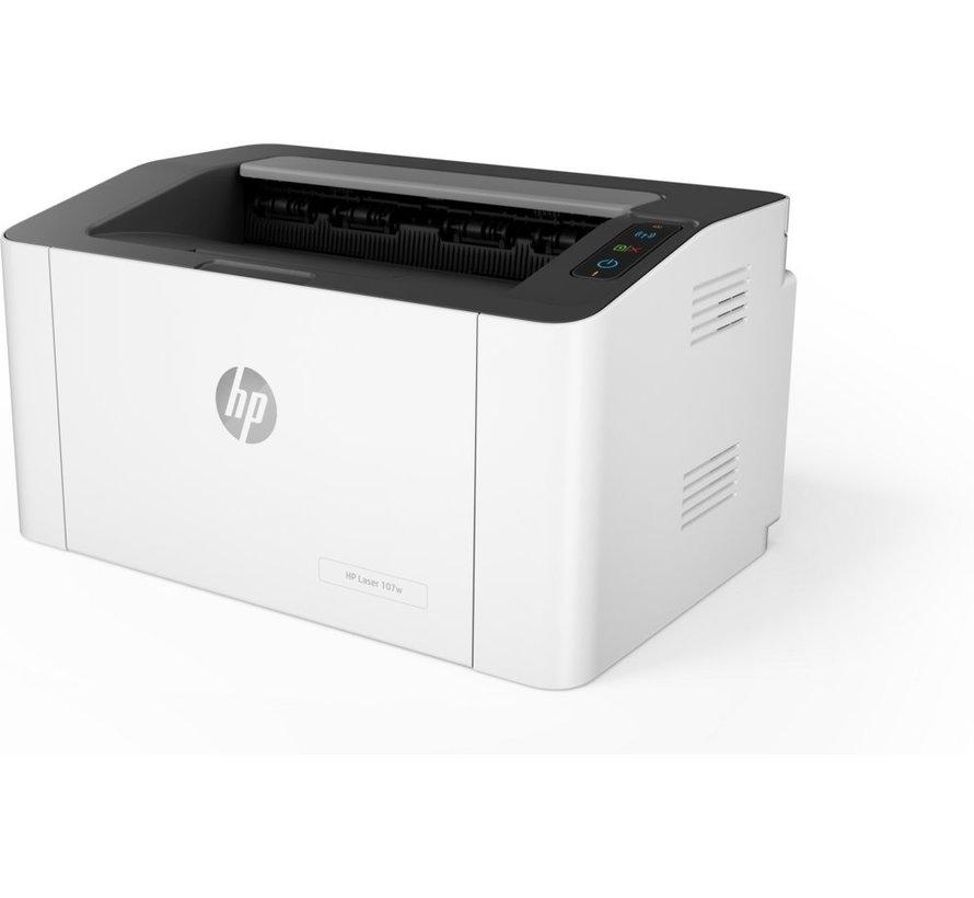 HP 107W  Laser / Black / WiFi