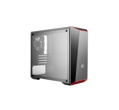 CoolerMaster Case  MasterBox Lite 3.1 TG MiniTower mATX