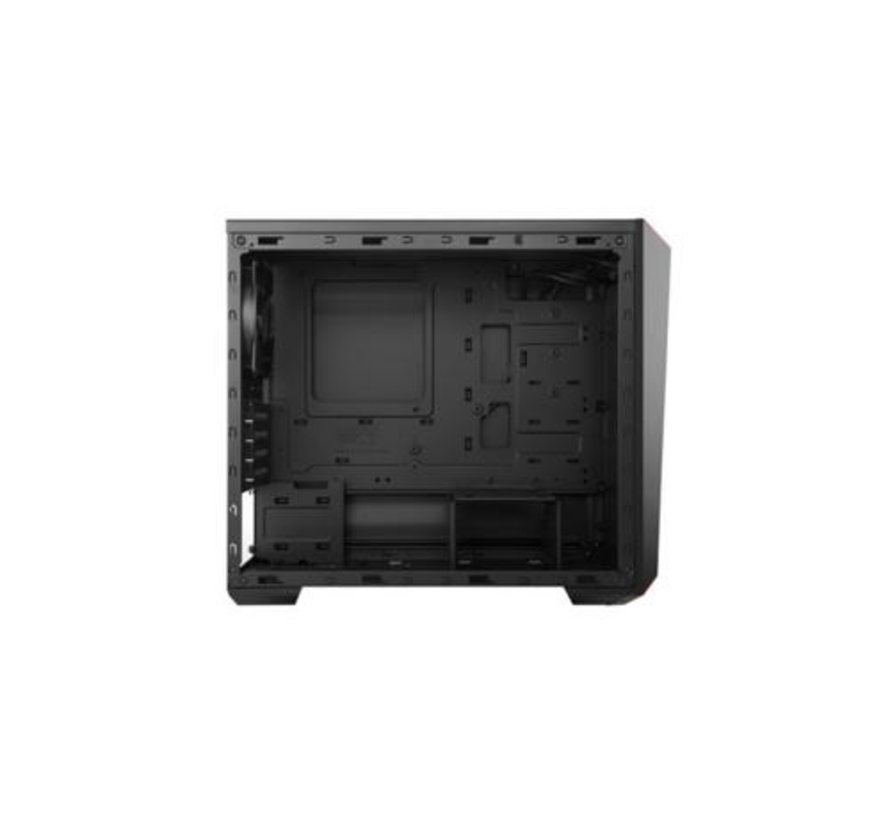 Case  MasterBox Lite 3.1 TG MiniTower mATX