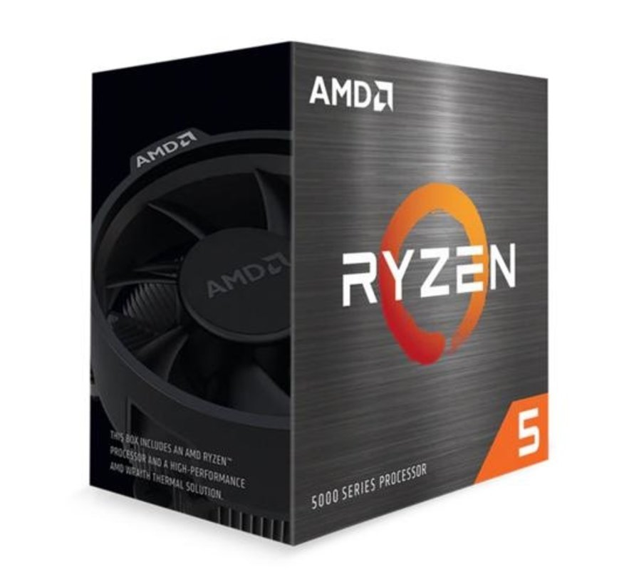 CPU  Ryzen 5 5600X / 6core / AM4 / 3.7GHz-4.6GHz / Boxed