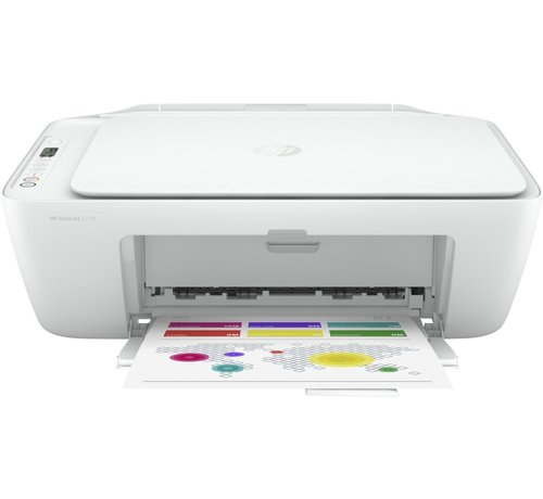 Hewlett Packard HP Deskjet Printer 2710 AiO / Color / WiFi
