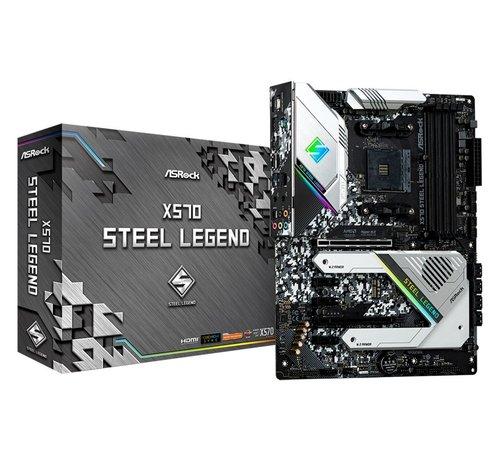 Asrock MB  X570 Steel Legend AM4 ATX