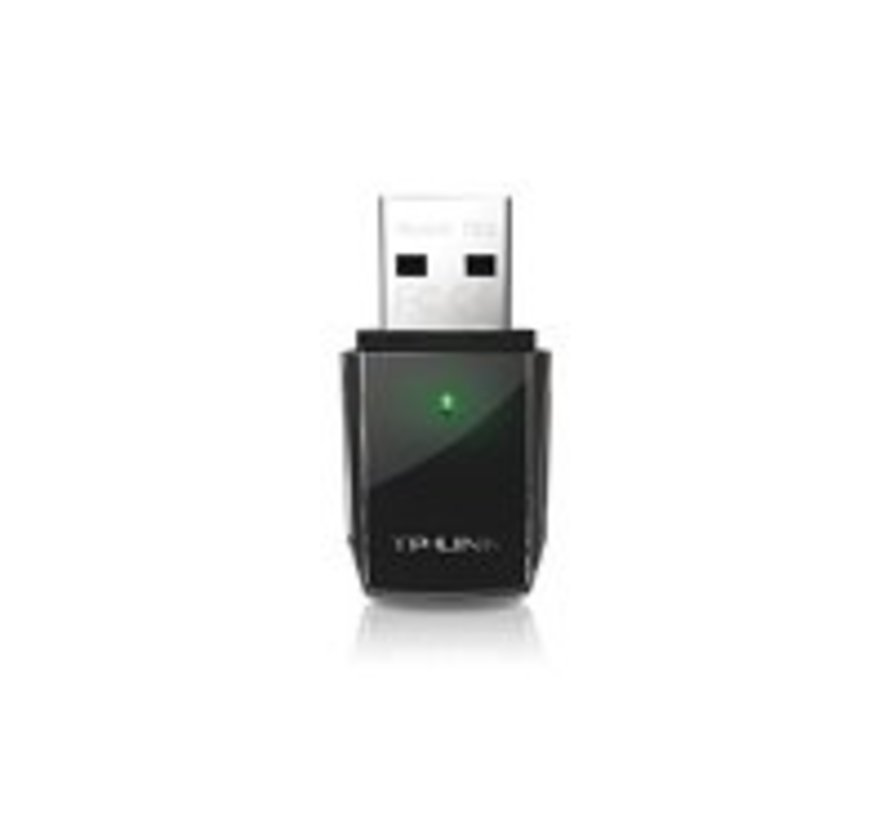 AC600 Dual Band 5Ghz Wireless USB Adapter
