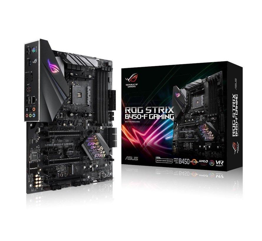 MB  ROG STRIX B450-F Gaming AM4 / m.2 / 4x DDR4 / ATX