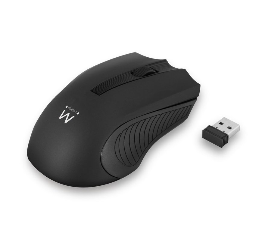 Wireless mouse black