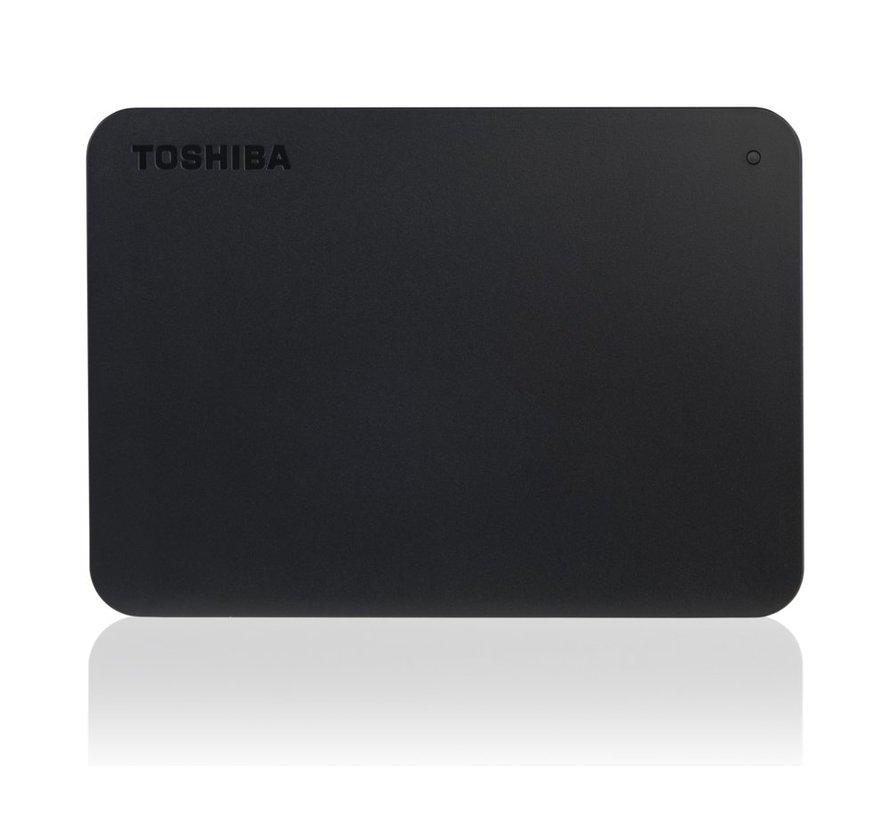 HDD ext.  Canvio 1TB / USB3.0 / 2.5Inch / Black