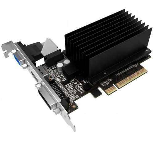 Palit VGA PALIT GeForce GT710 2GB DDR3 / DVI / HDMI