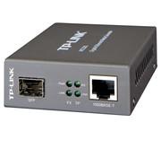 TP-Link TP-LINK MC220L netwerk media converter 1000 Mbit/s