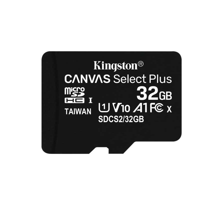 SDCARD  Canvas Select MicroSD 32GB Class10 + adapter