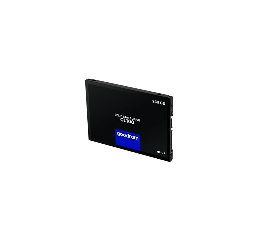 SSD  CL00 240GB ( 520MB/s Read 400MB/s)
