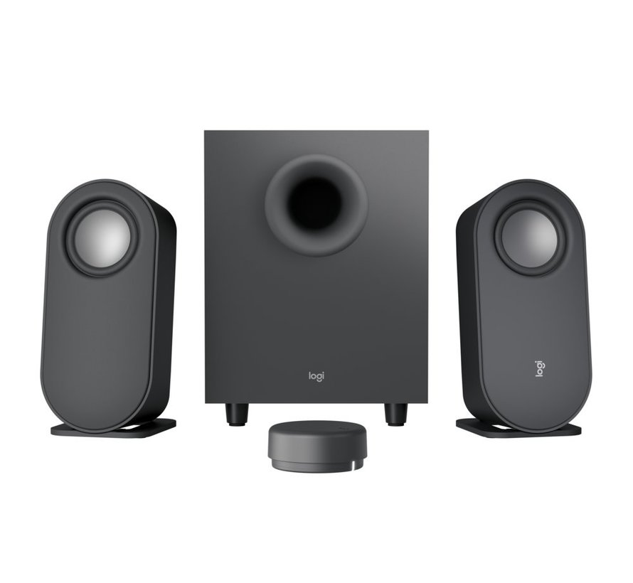 Z407 Speakerset 2.1 80W (refurbished)
