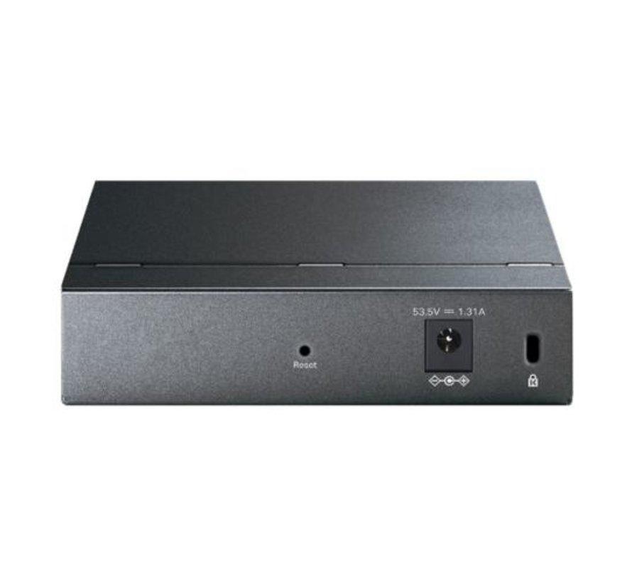 TP-LINK TL-SG105PE netwerk-switch Unmanaged L2 Gigabit Ether