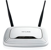 TP-Link TP-LINK TL-WR841N draadloze router Single-band (2.4 GHz) Fast Ethernet Zwart, Wit