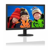 Philips Mon  21.5Inch 223V5LHSB LED / VGA / HDMI / ArtDesign / RETURNED (refurbished)
