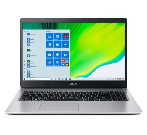 Acer Aspire 15.6 F-HD / RYZEN3 3250U   4GB / 128GB/ W10S (refurbished)