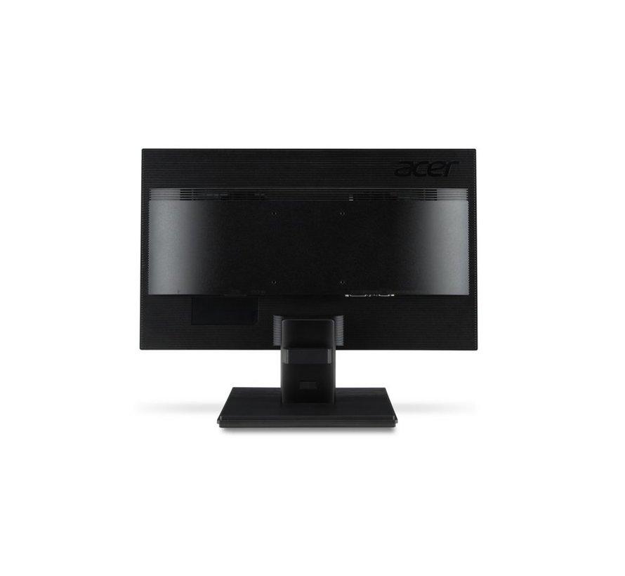 Mon  21.5  F-HD / DVI / VGA / Black (refurbished)