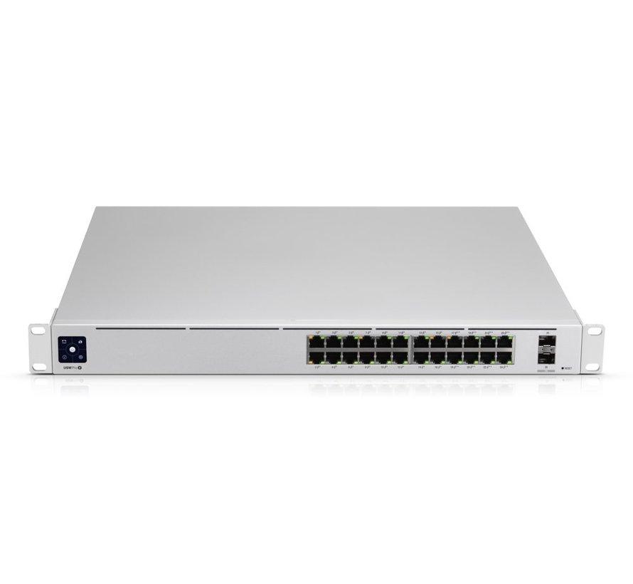 Networks UniFi Pro 24-Port PoE Managed L2/L3 Gigabi