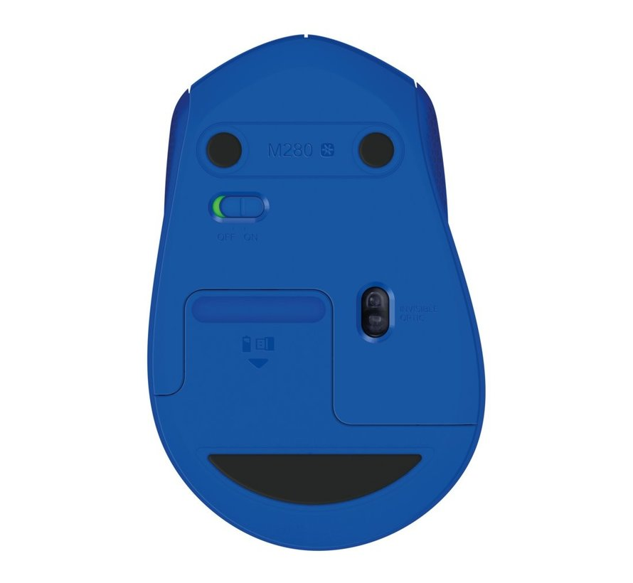 Wireless Mouse M280 Blue