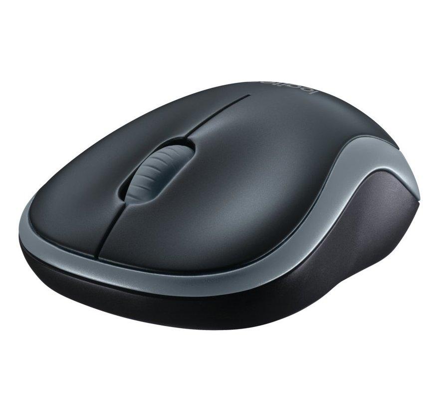 M185 Wireless Mouse Swift Grey
