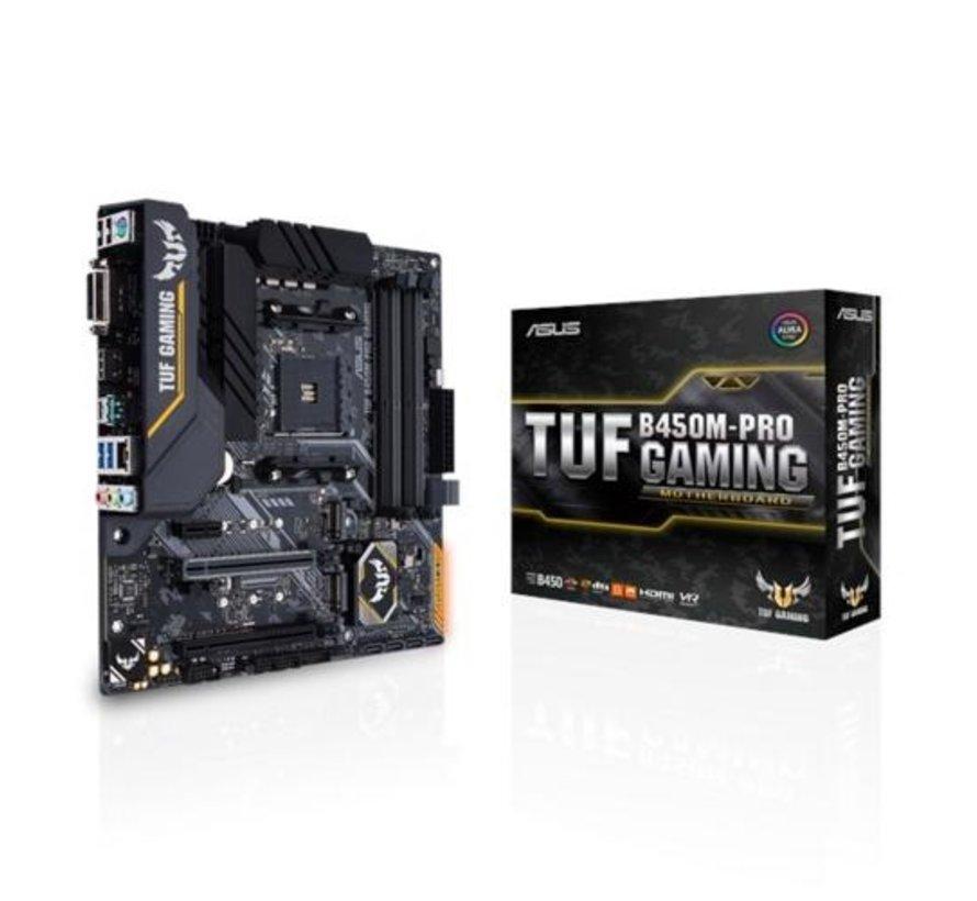 MB  TUF B450M-PRO GAMING AMD B450 AM4 mATX