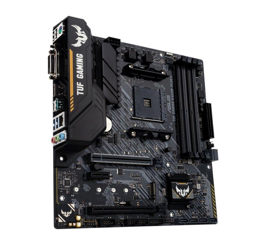 MB  TUF Gaming B450M-Plus II AMD B450 AM4 mATX