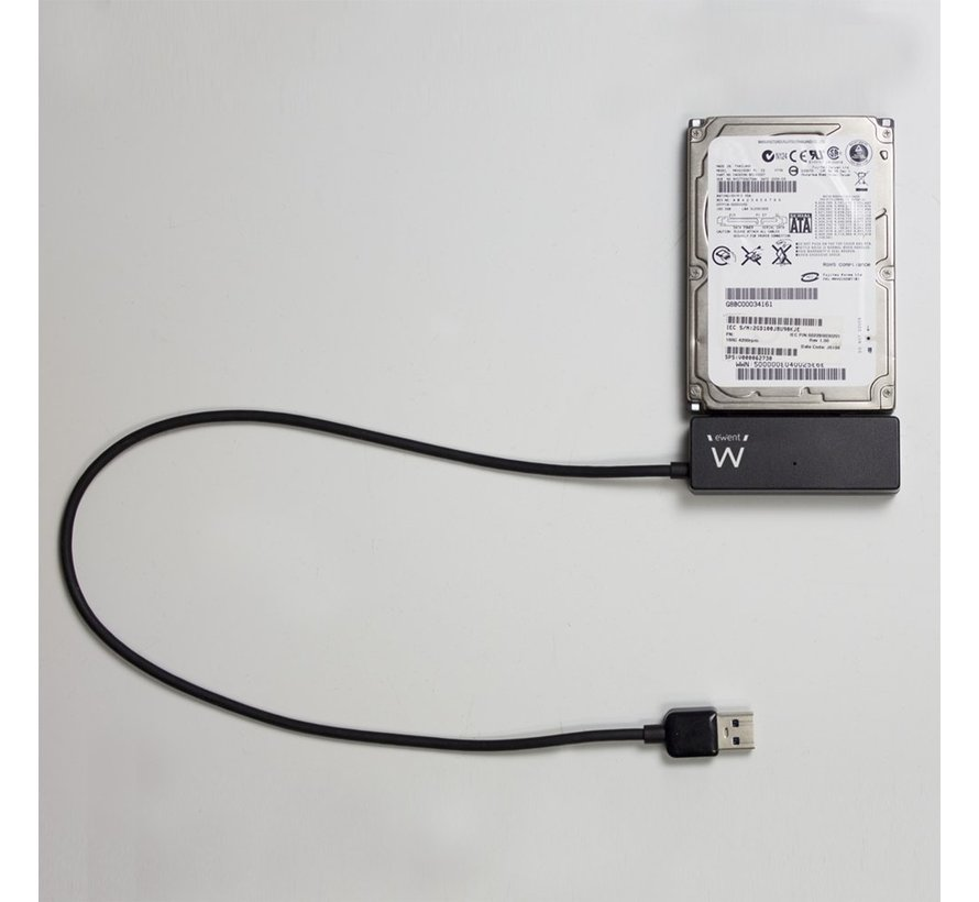 """USB 3.1 to 2.5"""" / 3.5"""" SATA  Adapter Cable for SSD/HDD"""