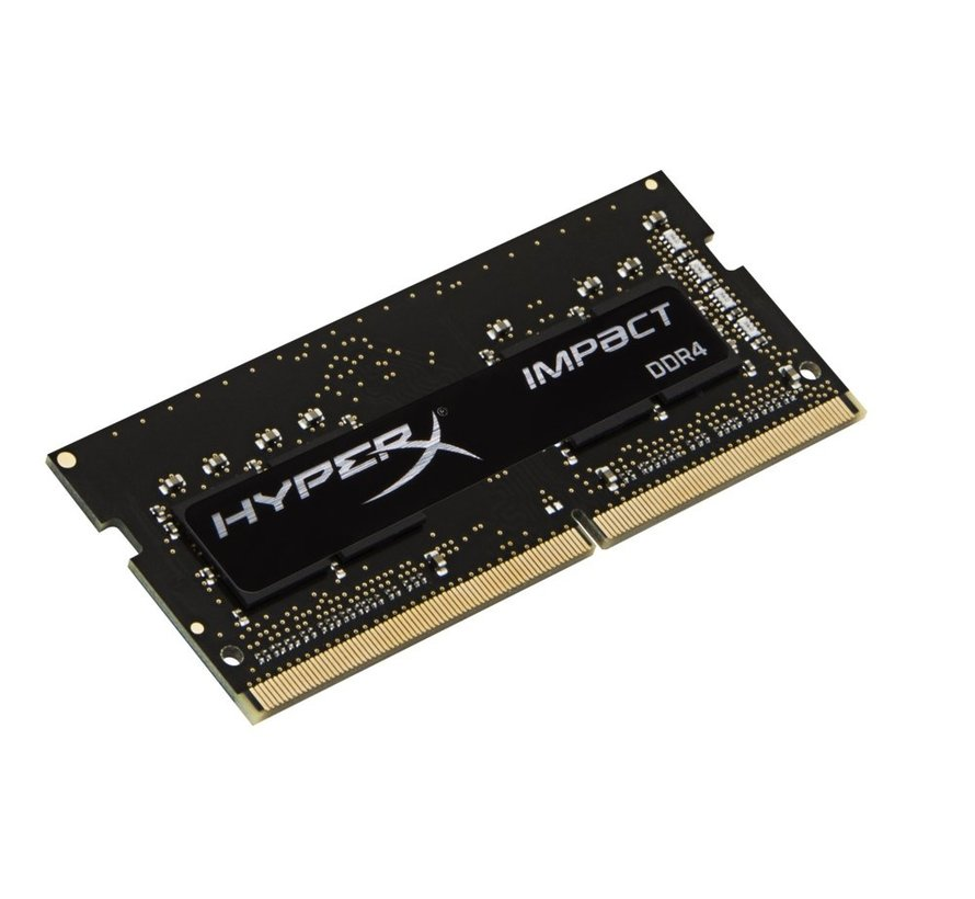 MEM  HyperX Impact 8GB DDR4 2400MHz Sodimm