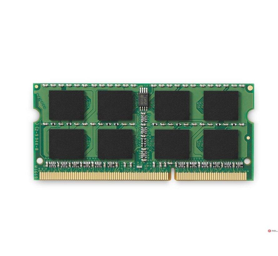 MEM  4GB DDR3 SODIMM (Low volt.)