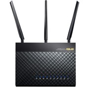 Asus ASUS RT-AC68U draadloze router Dual-band (2.4 GHz / 5 GHz) G