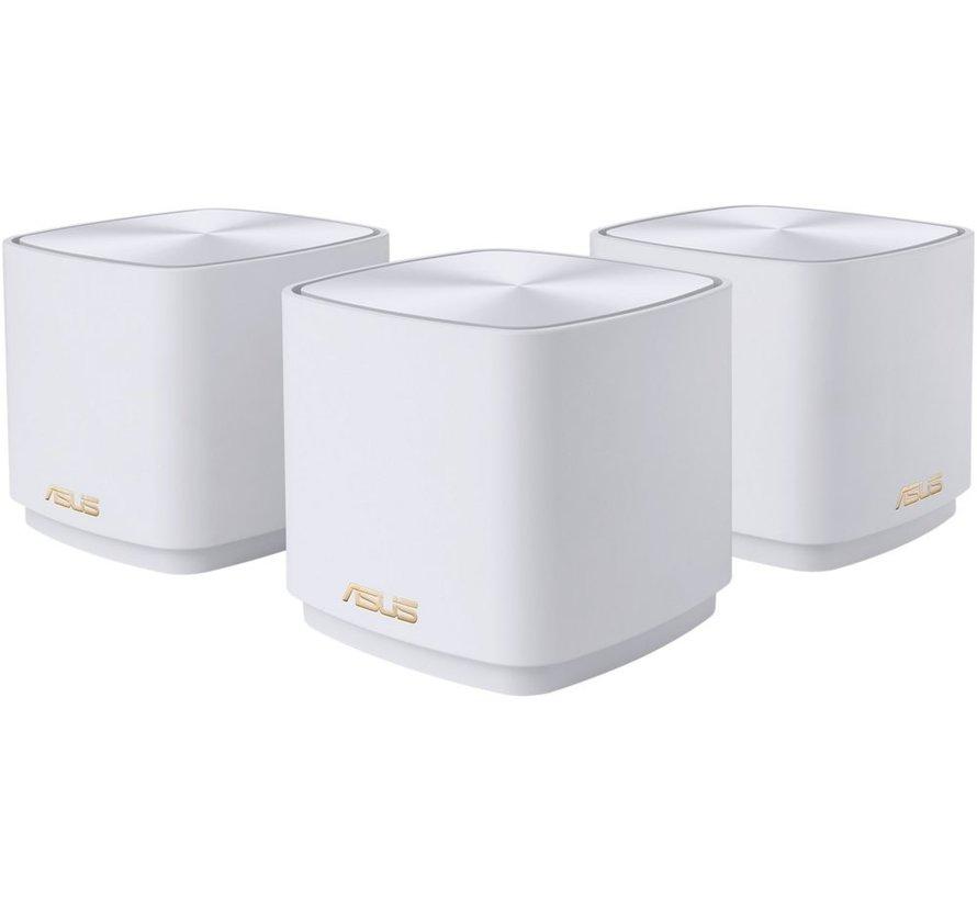 ASUS ZenWiFi AX Mini (XD4) bedrade router 10 Gigabit Etherne
