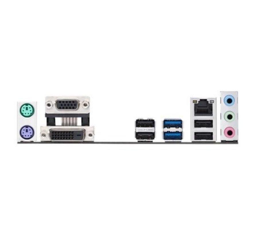 MB  H410M-K / 1200 / HDMI / 2x DDR4 / mATX