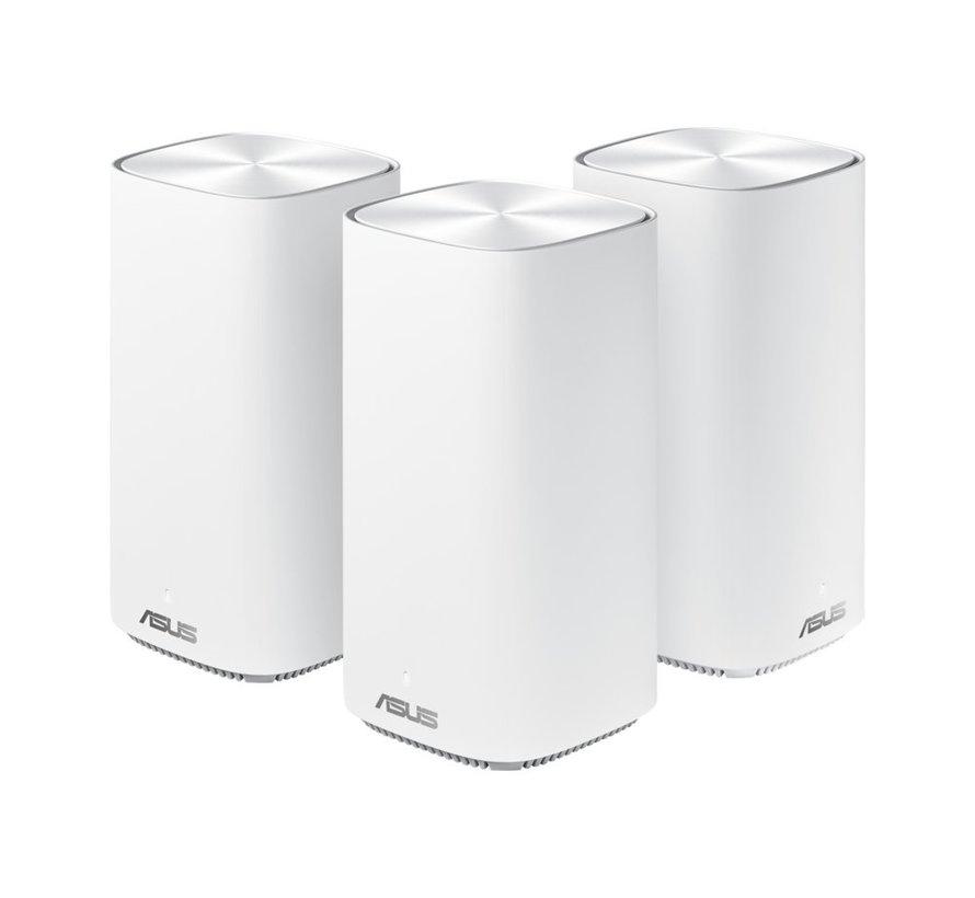 ZenWiFi AC Mini (3-pack) Mesh Router