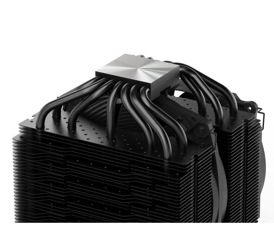 Be quiet! Dark Rock Pro 4 Processor Koeler 120/135 mm Zwart