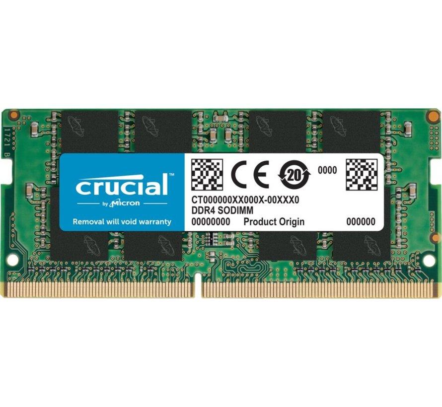MEM  16GB DDR4 2666 SODIMM