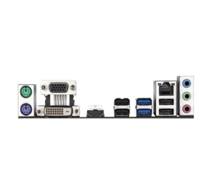 MB  H410M S2H V2 Intel H410 LGA 1200 micro ATX